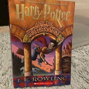 Harry Potter and The Sorcerer's Stone Paperback